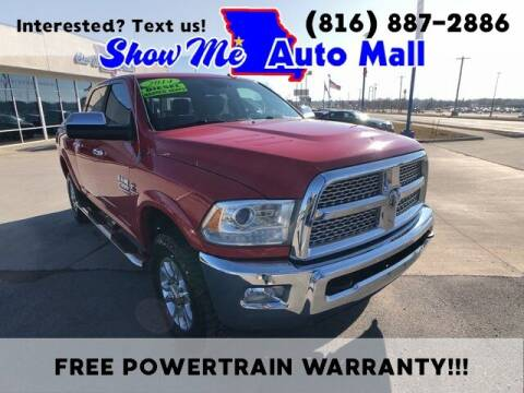2014 RAM Ram Pickup 2500 for sale at Show Me Auto Mall in Harrisonville MO