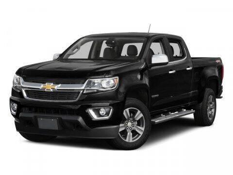 2015 Chevrolet Colorado for sale at Suburban Chevrolet in Claremore OK