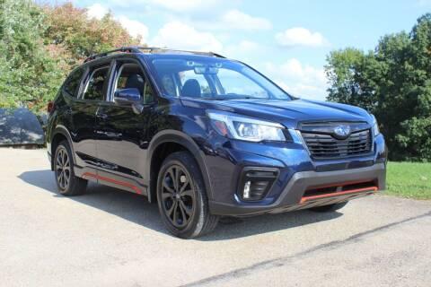 2020 Subaru Forester for sale at Harrison Auto Sales in Irwin PA