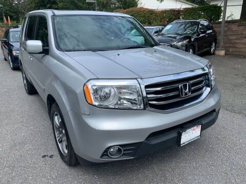 2015 Honda Pilot for sale at Direct Auto Access in Germantown MD