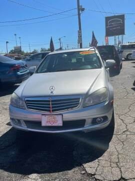 2009 Mercedes-Benz C-Class for sale at DestanY AUTOMOTIVE in Hamilton OH