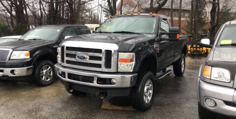 2008 Ford F-350 Super Duty for sale at Barga Motors in Tewksbury MA