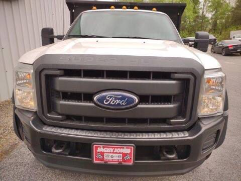 2016 Ford F-550 Super Duty for sale at CU Carfinders in Norcross GA