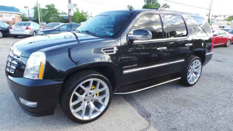 2012 Cadillac Escalade for sale in Upper Marlboro, MD