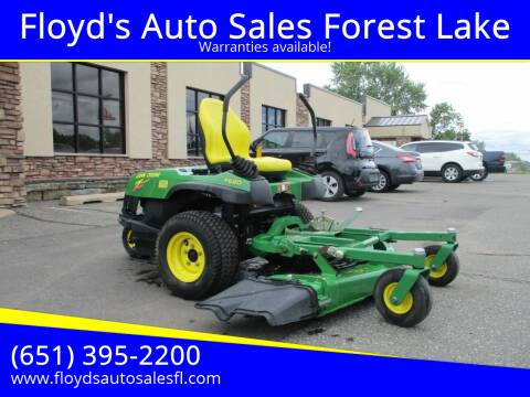 2000 John Deere Z-Trak F620 for sale at Floyd's Auto Sales Forest Lake in Forest Lake MN