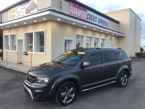 2015 Dodge Journey for sale at Suarez Auto Sales in Port Huron MI