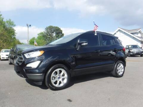 2018 Ford EcoSport for sale at Rob Co Automotive LLC in Springfield TN