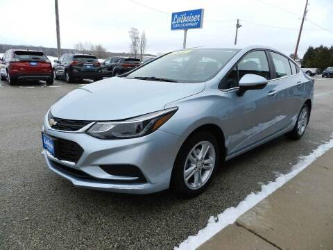 2017 Chevrolet Cruze for sale at Leitheiser Car Company in West Bend WI