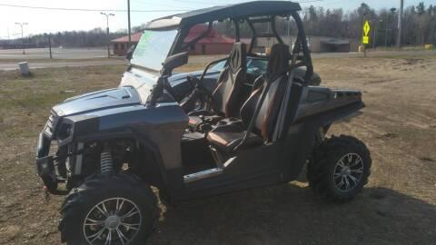 2015 Hisun Strike 1000 for sale at Pepp Motors in Marquette MI
