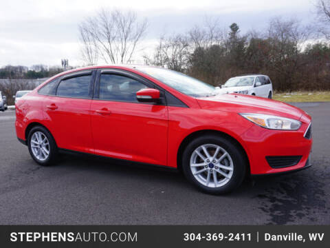 2017 Ford Focus for sale at Stephens Auto Center of Beckley in Beckley WV