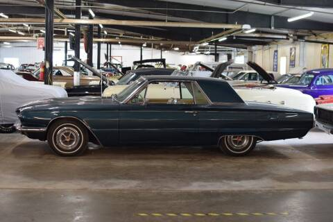 1966 Ford Thunderbird for sale at Hooked On Classics in Watertown MN