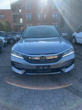 2017 Honda Accord for sale at Hartford Auto Center in Hartford CT