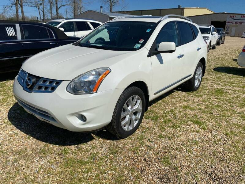2013 Nissan Rogue for sale at Community Auto Specialist in Gonzales LA
