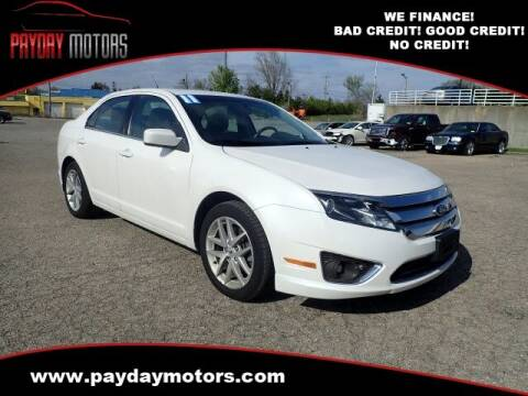 2011 Ford Fusion for sale at Payday Motors in Wichita And Topeka KS