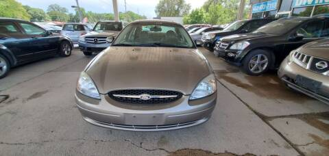 2002 Ford Taurus for sale at Divine Auto Sales LLC in Omaha NE