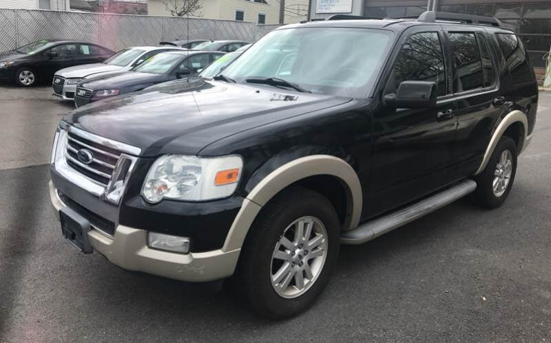 2010 Ford Explorer for sale at Independent Auto Sales in Pawtucket RI