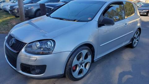 2008 Volkswagen GTI for sale at GA Auto IMPORTS  LLC in Buford GA