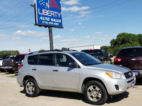 2010 Toyota RAV4 for sale at Liberty Auto Sales in Merrill IA