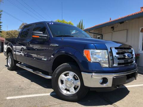 2012 Ford F-150 for sale at Martinez Truck and Auto Sales in Martinez CA