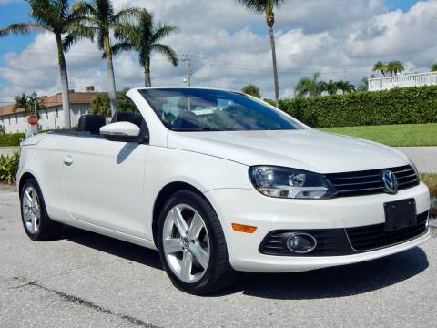 2012 Volkswagen Eos for sale at VE Auto Gallery LLC in Lake Park FL