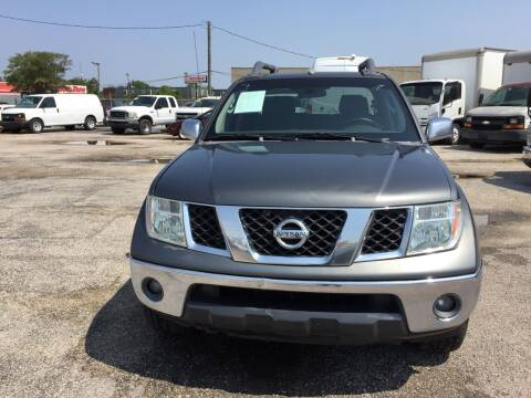 2006 Nissan Frontier for sale at BSA Used Cars in Pasadena TX