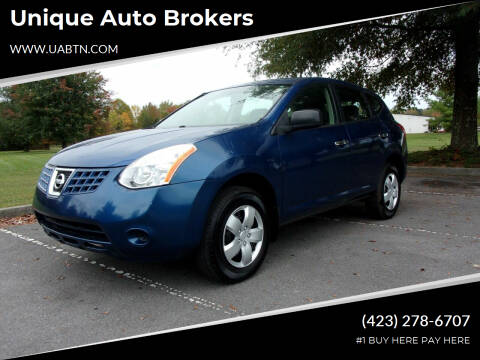 2010 Nissan Rogue for sale at Unique Auto Brokers in Kingsport TN