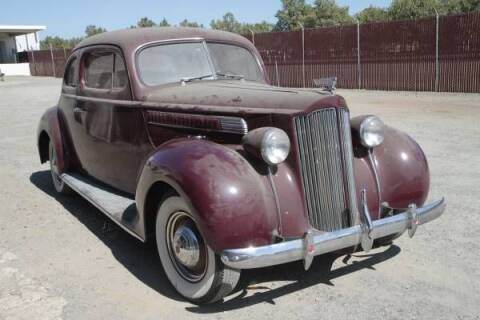 1939 Packard Business Coupe for sale at Classic Car Deals in Cadillac MI