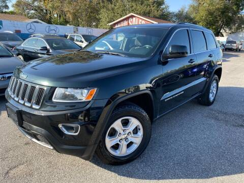 2014 Jeep Grand Cherokee for sale at CHECK  AUTO INC. in Tampa FL