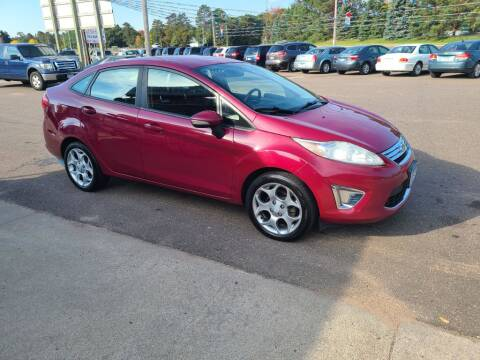 2011 Ford Fiesta for sale at Rum River Auto Sales in Cambridge MN