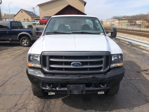 2004 Ford F-350 Super Duty for sale at Discovery Auto Sales in New Lenox IL