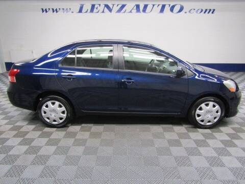 2008 Toyota Yaris for sale at LENZ TRUCK CENTER in Fond Du Lac WI