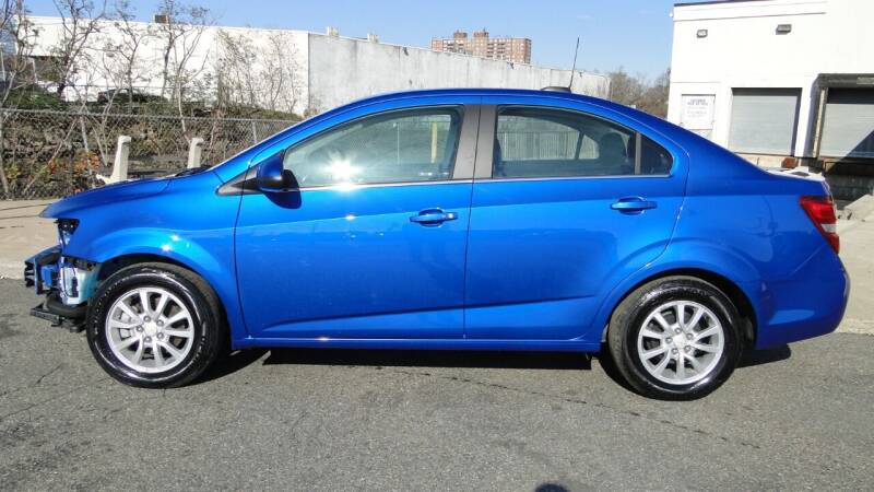 2020 Chevrolet Sonic for sale at AFFORDABLE MOTORS OF BROOKLYN in Brooklyn NY