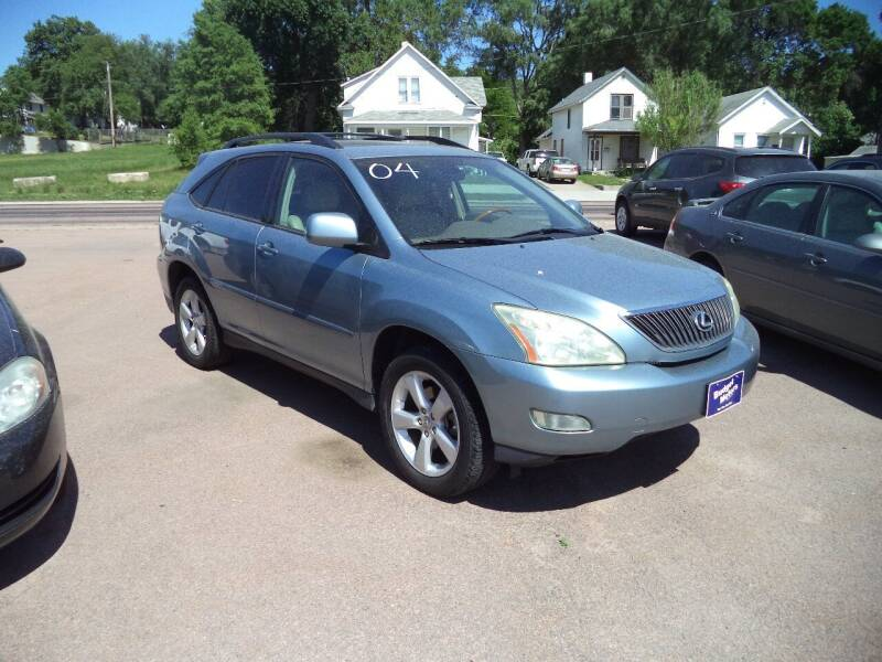 2004 Lexus RX 330 for sale at Budget Motors in Sioux City IA