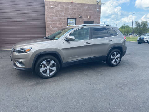 2020 Jeep Cherokee for sale at CarNu  Sales in Warminster PA