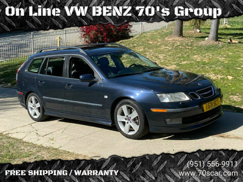 2007 Saab 9-3 for sale at On Line VW BENZ 70's Group in Warehouse CA