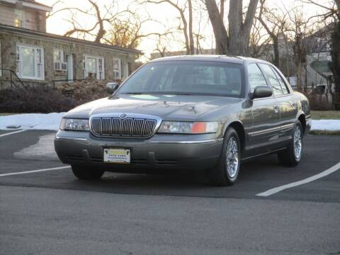 2000 Mercury Grand Marquis for sale at Loudoun Used Cars in Leesburg VA