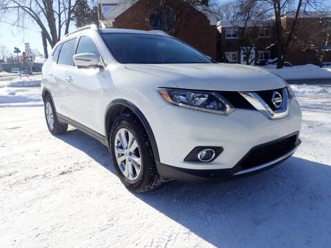 2016 Nissan Rogue for sale at Marvel Automotive Inc. in Big Rapids MI