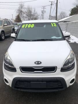 2012 Kia Soul for sale at Mastro Motors in Garden City MI