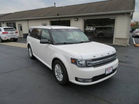 2014 Ford Flex for sale at Tri-County Pre-Owned Superstore in Reynoldsburg OH