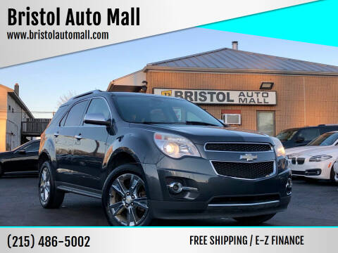 2010 Chevrolet Equinox for sale at Bristol Auto Mall in Levittown PA