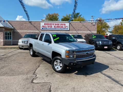 2014 Chevrolet Silverado 1500 for sale at Brothers Auto Group in Youngstown OH