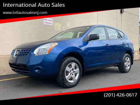 2009 Nissan Rogue for sale at International Auto Sales in Hasbrouck Heights NJ