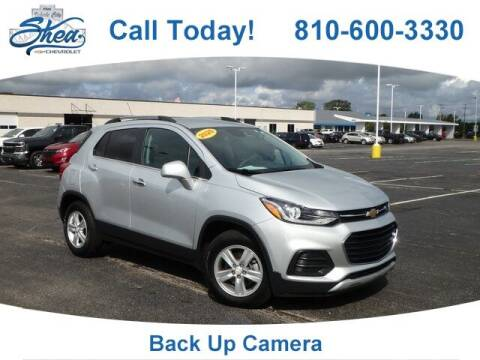 2020 Chevrolet Trax for sale at Erick's Used Car Factory in Flint MI