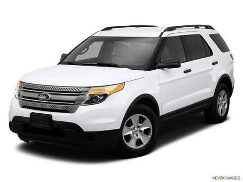 2014 Ford Explorer for sale at Ken Wilson Ford in Canton NC