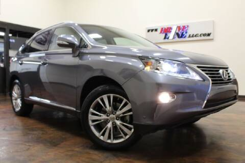 2013 Lexus RX 350 for sale at Driveline LLC in Jacksonville FL
