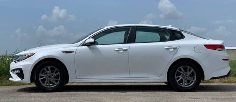 2019 Kia Optima for sale at Palmer Auto Sales in Rosenberg TX