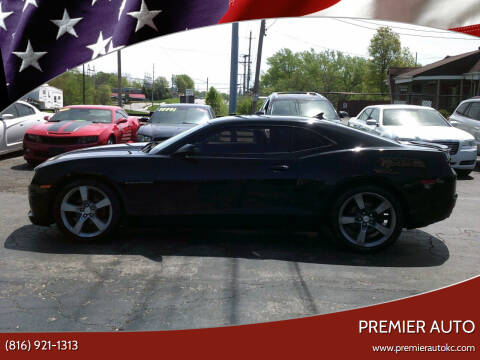 2011 Chevrolet Camaro for sale at Premier Auto in Independence MO