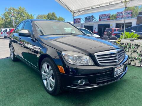 2008 Mercedes-Benz C-Class for sale at San Jose Auto Outlet in San Jose CA