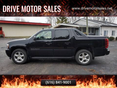 2011 Chevrolet Avalanche for sale at Drive Motor Sales in Ionia MI