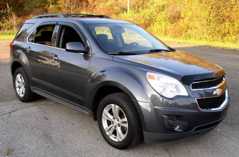 2010 Chevrolet Equinox for sale at Angelo's Auto Sales in Lowellville OH